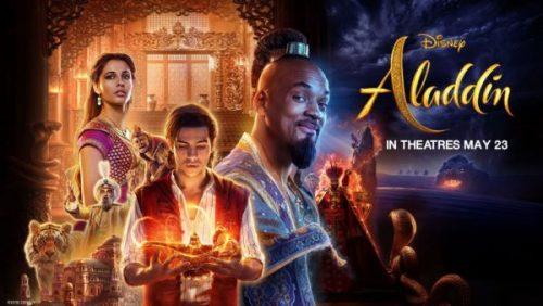 موسیقی فیلم علاءالدین (Aladdin)