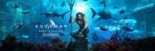 دانلود موسیقی فیلم آکوامن - Aquaman (موسیقی الکترونیک و مدرن)