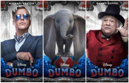 آهنگ های فیلم دامبو - Dumbo (سیرکی به یاد ماندنی)