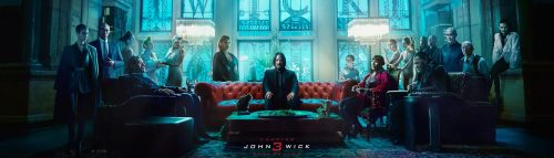 دانلود موسیقی فیلم جان ویک 3 - پارابلوم (John Wick: Chapter 3 – Parabellum)