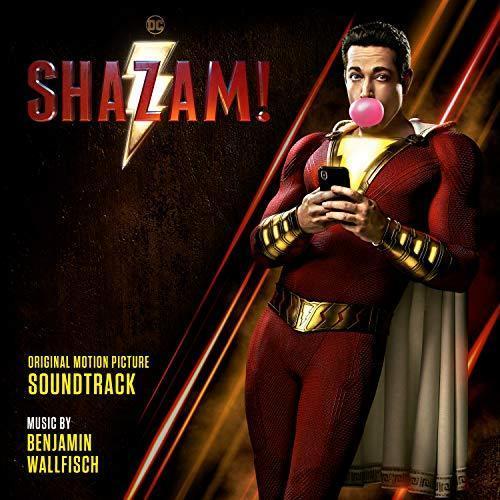 موسیقی متن فیلم شزم - Shazam! (موسیقی ارکسترا و اکشن)