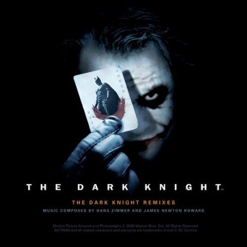 موسیقی فیلم شوالیه تاریکی - The Dark Knight (پیشنهاد ویژه)