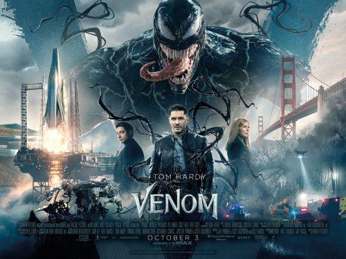 تجربه هیجان با موسیقی فیلم ونوم (Venom 2018)