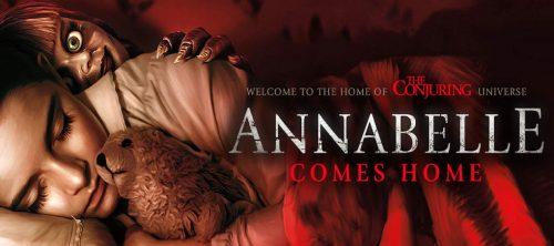 دانلود موسیقی فیلم آنابل به خانه می آید (Annabelle Comes Home)
