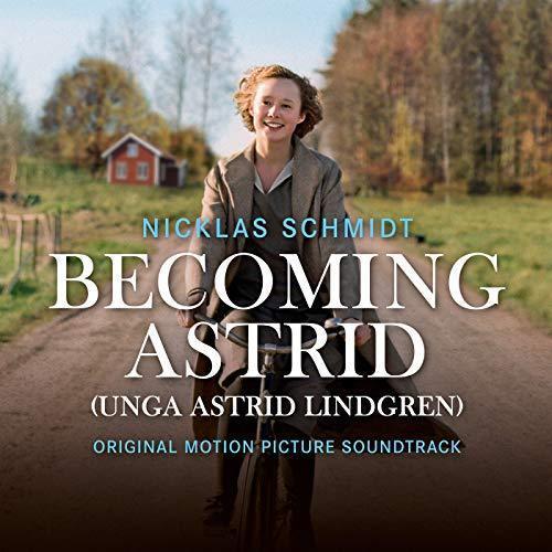 آلبوم حال خوب کن موسیقی متن فیلم Becoming Astrid