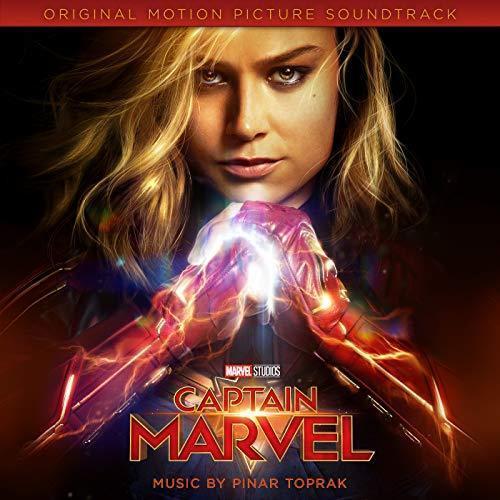 آلبوم شگفت انگیز موسیقی متن فیلم کاپیتان مارول (Captain Marvel)