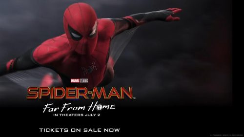 موسیقی فیلم مرد عنکبوتی: دور از خانه (Spider-Man: Far From Home)