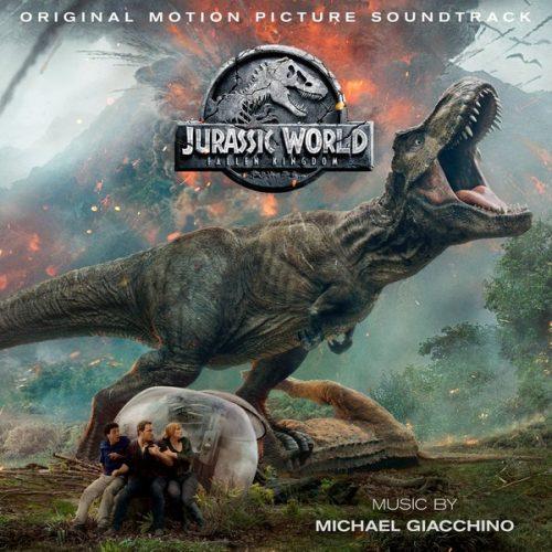 موسیقی فیلم دنیای ژوراسیک سقوط پادشاهی (Jurassic World: Fallen Kingdom)