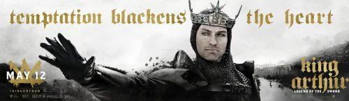 دانلود موسیقی فیلم شاه آرتور افسانه شمشیر (King Arthur: Legend of the Sword)