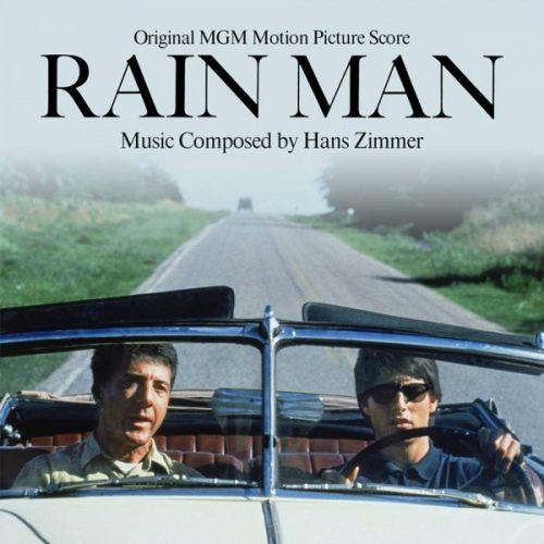 آلبوم خارق العاده موسیقی متن فیلم مرد بارانی (Rain Man)