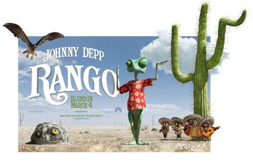 موسیقی متن انیمیشن رنگو - Rango (موسیقی وسترن و کمدی)