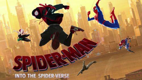 موسیقی متن مرد عنکبوتی: به درون دنیای عنکبوتی (Spider-Man: Into the Spider-Verse)