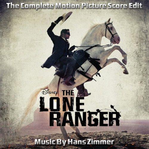 آلبوم فوق العاده زیبای موسیقی فیلم رنجر تنها (The Lone Ranger)