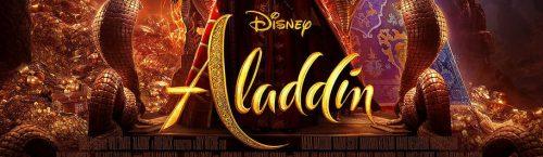 غول چراغ جادو در موسیقی فیلم علاءالدین (Aladdin)
