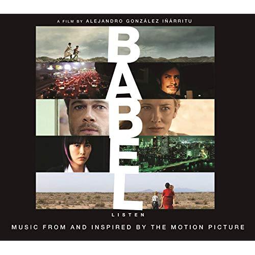 آلبوم حیرت انگیز موسیقی متن فیلم بابل (Babel)