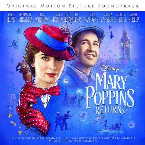آلبوم ارکسترا موسیقی فیلم بازگشت مری پاپینز (Mary Poppins Returns)