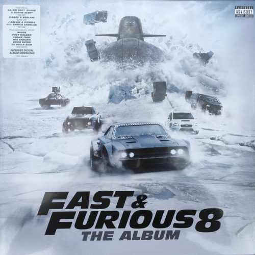 البوم هیجان انگیز موسیقی متن فیلم سرنوشت خشمگین (The Fate of the Furious)
