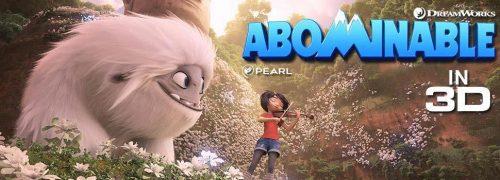 آلبوم محشر موسیقی متن انیمیشن نفرت انگیز (Abominable)