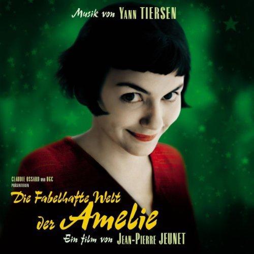 آلبوم روح نواز با موسیقی متن فیلم امیلی (Amelie)