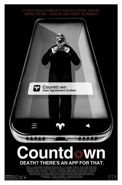 آلبوم هیجانی و ترسناک موسیقی متن فیلم شمارش معکوس (Countdown)