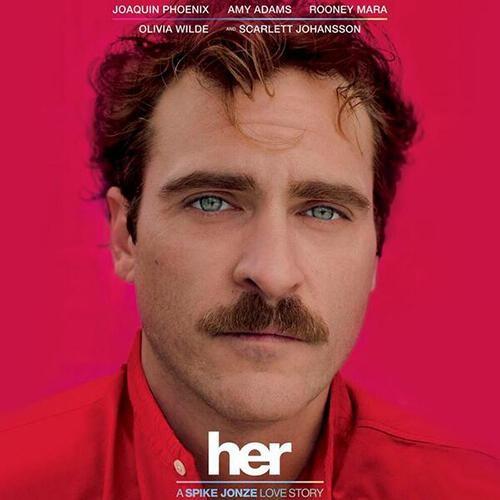 آلبوم فوق العاده زیبای موسیقی متن فیلم Her (او)