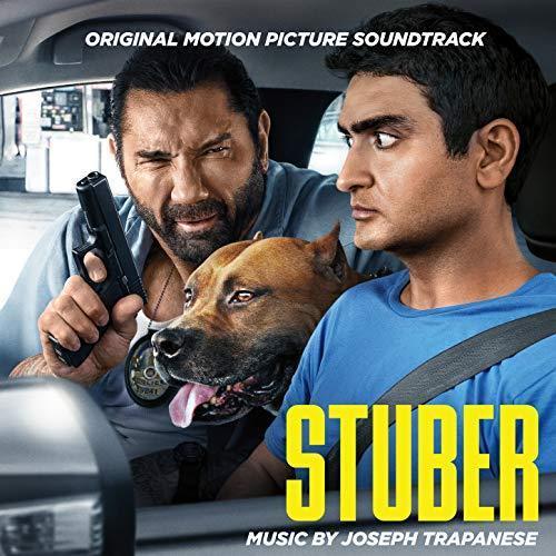 آلبوم جالب موسیقی متن فیلم استوبر (Stuber)