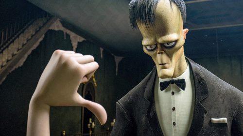 دانلود موسیقی متن انیمیشن خانواده ادامز (The Addams Family)
