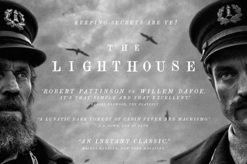 موسیقی متن فیلم فانوس دریایی - The Lighthouse (آلبوم دیوانه کننده)
