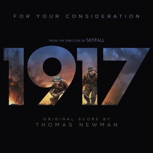 آلبوم شایسته جنگی موسیقی متن فیلم 1917