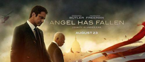 آلبوم هیجانی موسیقی فیلم انجل سقوط کرده است (Angel Has Fallen)