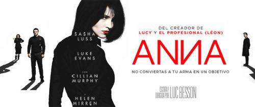 آلبوم اکشن و جذاب موسیقی متن فیلم انا (Anna)