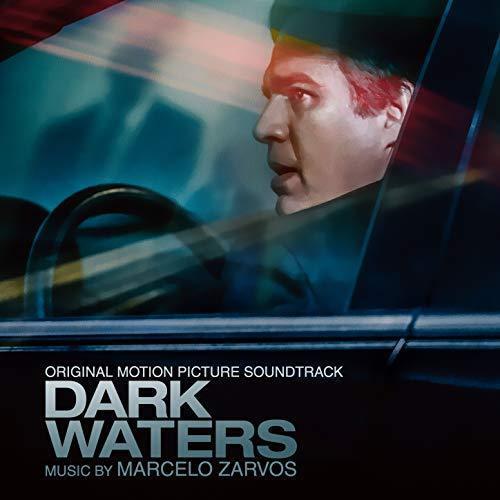 آلبوم زیبای موسیقی متن فیلم اب های تیره (Dark Waters)
