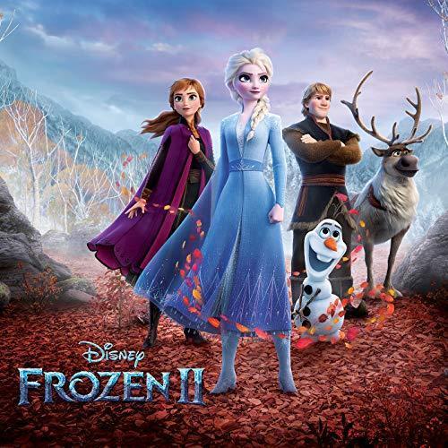 دانلود موسیقی متن انیمیشن Frozen 2 (منجمد 2)
