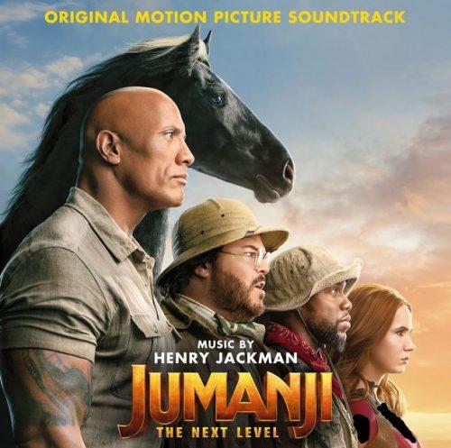 آلبوم محشر موسیقی متن فیلم جومانجی: مرحله بعدی (Jumanji: The Next Level)