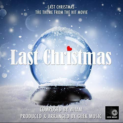 آلبوم دوست داشتنی موسیقی متن فیلم اخرین کریسمس (Last Christmas)