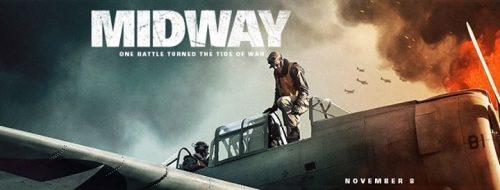 آلبوم هیجانی موسیقی متن فیلم میدوی (Midway)