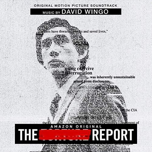 آلبوم زیبای موسیقی متن فیلم گزارش (The Report)