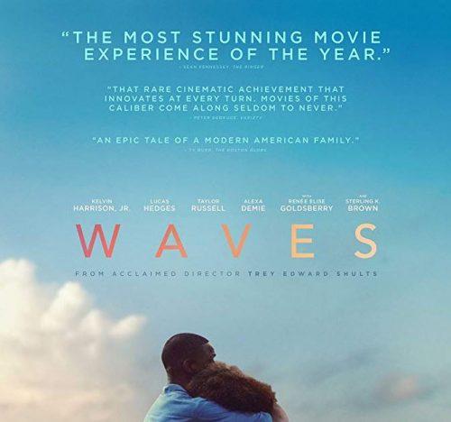 آلبوم بسیار زیبای موسیقی متن فیلم امواج (Waves)