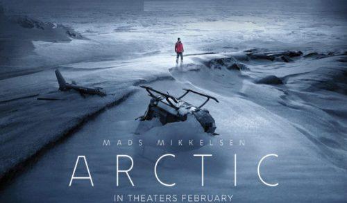 آلبوم احساسی موسیقی متن فیلم Arctic (قطب شمال)