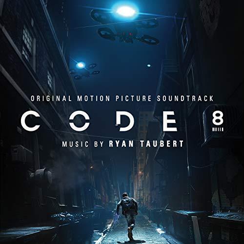 دانلود آلبوم جذاب موسیقی متن فیلم کد 8 (Code 8)