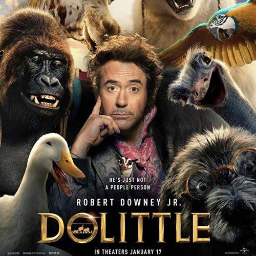 آلبوم ماجرایی موسیقی متن فیلم Dolittle (دولیتل)
