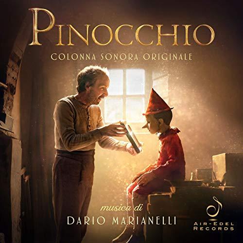 دانلود موسیقی متن فیلم پینوکیو (Pinocchio)