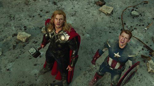 دانلود موسیقی متن فیلم انتقام جویان (The Avengers)