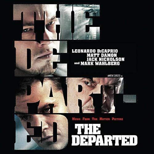 دانلود آلبوم زیبای موسیقی متن فیلم The Departed (رفتگان)