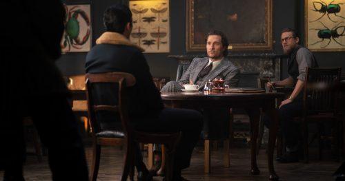 دانلود موسیقی متن فیلم آقایان (The Gentlemen)