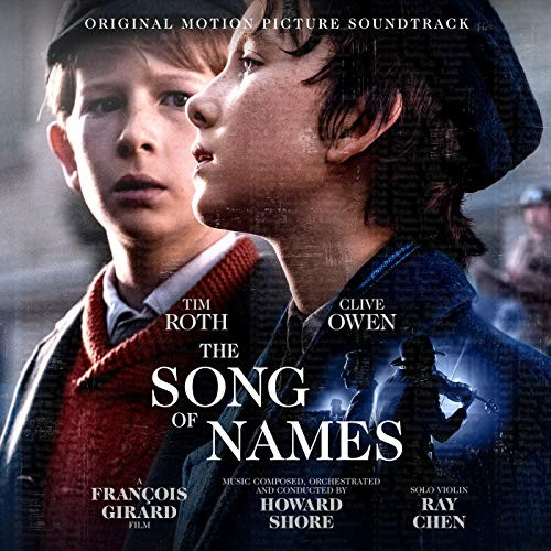 دانلود موسیقی متن فیلم ترانه نام ها (The Song of Names)