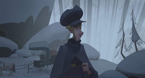 آلبوم دوست داشتنی موسیقی متن انیمیشن Klaus (کلاوس)