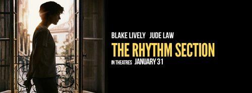 نهایت جذابیت با موسیقی متن فیلم The Rhythm Section (بخش ریتم)