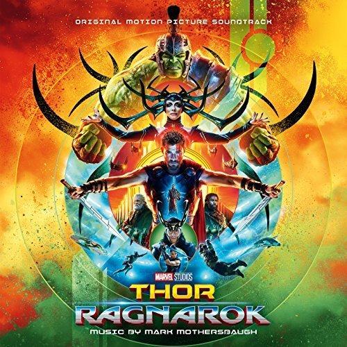 لذت هیجان با موسیقی متن فیلم Thor: Ragnarok (ثور: رگنراک)