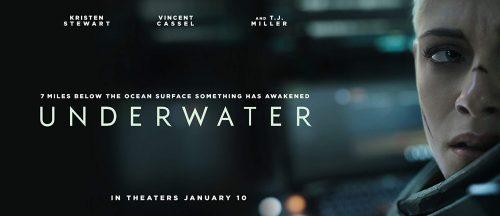 دانلود موسیقی متن فیلم زیر آب (Underwater)